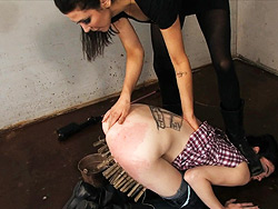 Getting to know princess donna Submissive shemale Mandy Mitchell.