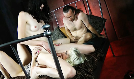 Mandy and cherry  cuckolding the ponytail Dirty TS Mandy & Cherry cuckolding the ponytail.